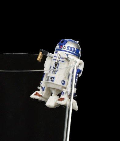 ヴィレッジヴァンガード限定 コップのフチのスターウォーズ【R2-D2】単品