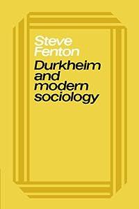 durkheim modernity On modernity durkheim and the anthropological canon durkheim and the anthropology of religion by paul-francois tremlett last modified: 27.
