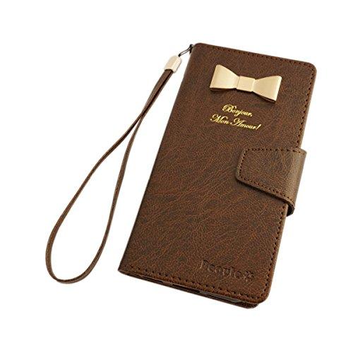 スマホケース スマホカバー手帳型 docomo ドコモ GALAXY S4 SC-04E 携帯 カバー カード ケース SIM Free シム フリー ダークブラウン(02)