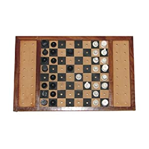 The Braille Store Chess Set, Classic (Tactile)
