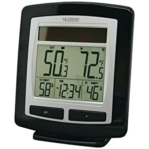 La Crosse Technology WS-6010U-IT Solar Temperature & Humidity Station
