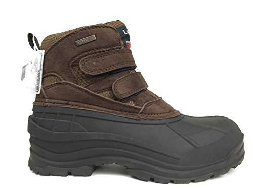 Amazon Mens Brown Waterproof Velcro Shoes