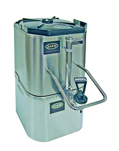 Grindmaster-Cecilware Cs-Ll/Cw-1 Combo Radiant Heat Stainless Steel Shuttle And Warmer, 1.5-Gallon