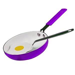 Alpine cuisine mini non stick ceramic fry pan for Alpine cuisine ceramic cookware