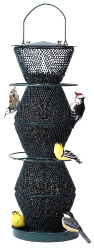Cheap No/No Forest Green Five Tier Bird Feeder  G500332 (NNBG500332)