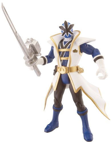 Power Rangers 4inch Figure Super Samurai Ranger Water