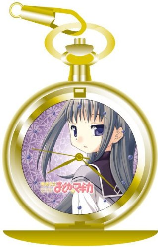 魔法少女まどか☆マギカ 懐中時計 暁美ほむら