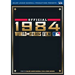 Official 1984 World Series Film