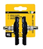 Tour de France Brake Pads with Bolt and Thread (Black)