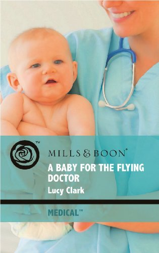 book cover of A Baby for the Flying Doctor