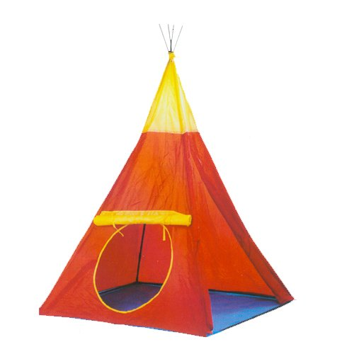 Kids Teepee Tent front-110612