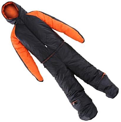 DOPPELGANGER(ドッペルギャンガー) アウトドア ヒューマノイドスリーピングバッグ 人型寝袋 ver.7.0 [最低使用温度 5度] DS-29B