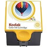 Kodak 10C Color Ink for Cartridge Easyshare 5000 Series, ESP 3,5,7,9, 3200, 5200, 7200, 9200 Series, ESP Office 6100
