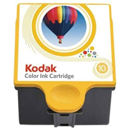 Eastman Kodak Ink Cartridge, 10C, 420 Page Yield, Color cross page 10