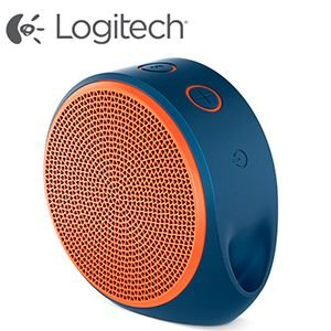 Logitech X100 Mobile Wireless Speaker (Orange)