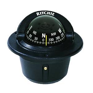 Ritchie F-50 Explorer Flush Mount Compass by Ritchie