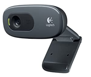Logitech C260 Webcam