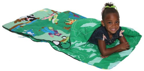 Bazoongi Farmyard Kids Slumber Bag