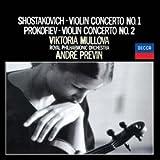 ショスタコーヴィチ:ヴァイオリン協奏曲第1番