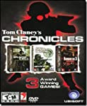 Tom Clancy's Chronilcles 3 Game pack...