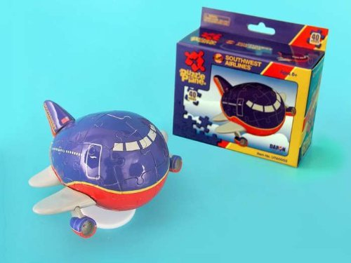 Southwest Puzzle Plane by DARON WORLDWIDE - 1