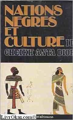 Image du livre 'Nationsnègresetculture'