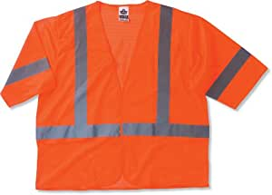 Ergodyne GloWear 8310HL Class 3 Economy Vest