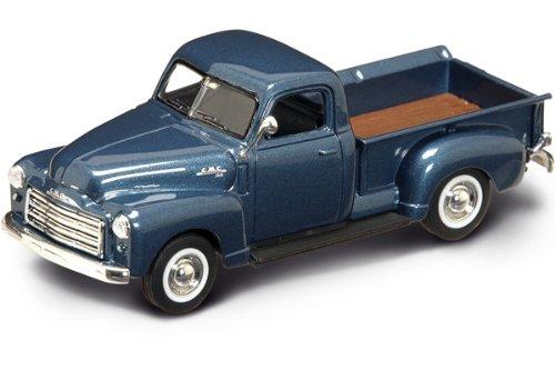 1950 GMC Pickup 1:43 Scale Dark Blue (Gmc Truck Scale compare prices)