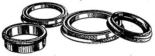 Seal Rear Crank John Deere 655 670 770 Tractor
