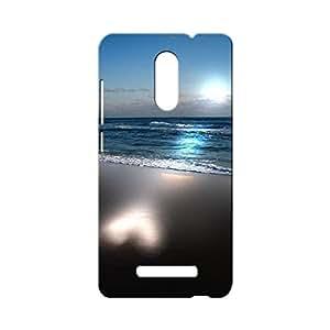 BLUEDIO Designer 3D Printed Back case cover for Xiaomi Redmi Note 3 / Redmi Note3 - G1112