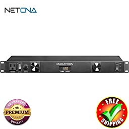 MD-800 Power Conditioner With Free 6 Feet NETCNA HDMI Cable - BY NETCNA