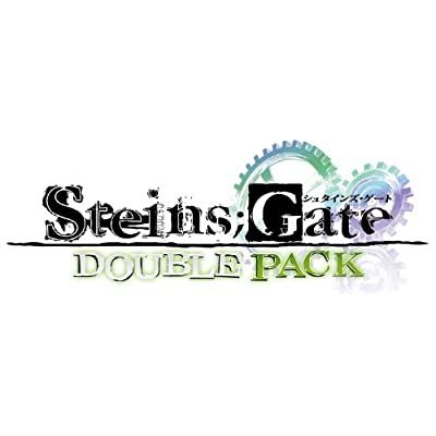 STEINS;GATE ダブルパック 特典 箱入りスティックポスター付き