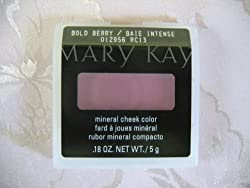 Mary Kay Mineral Cheek Color / Blush Bold Berry