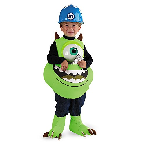 Monsters Inc: Mike Toddler Deluxe Candy Catcher Costume