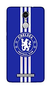 Chelsea Football Club Design - Xiaomi Redmi Note 3 Mobile Hard Case Back Cover - Printed Designer Cover for Xiaomi Redmi Note 3 - XIRMIN3CFCB120