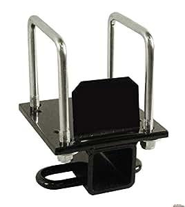 "Amazon.com: RV 4"" Bolt Bumper Hitch Mount Receiver Adapter"
