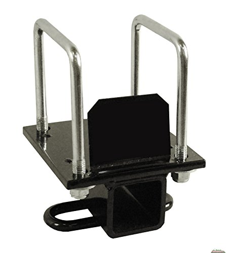 "Lowest Price! RV 4"" Bolt Bumper Hitch Mount Receiver Adapter 3500lbs towing cargo bike rack for..."