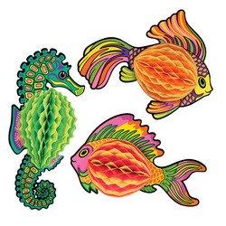Tissue Fish