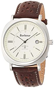 Barbour BB018SLBR Mens Beacon Drive Brown Watch