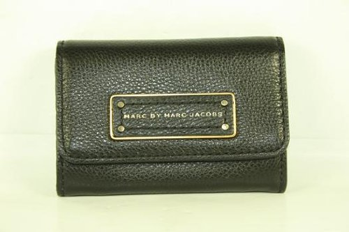 Marc By Marc Jacobs Marc Jacobs Too Hot To Handle Card Case in Black