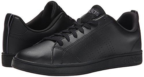 cheaper 287ce 17b07 pictures of adidas NEO Mens Advantage Clean VS Lifestyle Tennis Shoe,Black Black