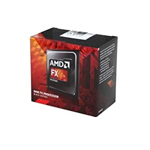AMD FX-6350 Black Edition CPU (AM3+, Hex Core, 3.90GHz, 14MB, 125W, Advanced Bit Manipulation)