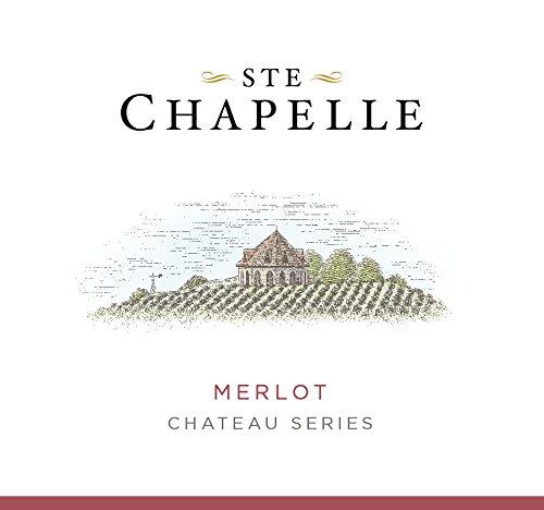 2012 Ste. Chapelle Chateau Series Merlot, Idaho 750 Ml