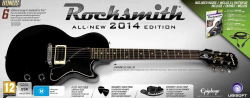 rocksmith-2014-edition-and-epiphone-les-paul-guitar-exclusive-to-amazoncouk-xbox-360