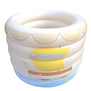 Complete Swimava Pool & Ring Set (Free Shipping & Free Reusable Diaper!)