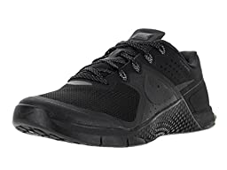 Mens Metcon 2 Synthetic Trainers, Black/Black/Cool Grey/Volt, 9.5 D(M) US