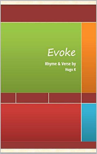 Book: Evoke - Rhyme & Verse by K Hugo