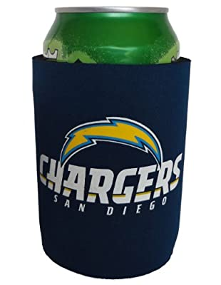 San Diego Chargers Can Koozie 2-Pack