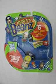 Mighty Beanz NEW Series 3 Starter Pac…
