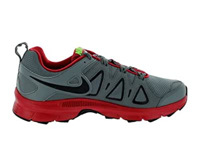 Nike Men's Air Alvord 10 Running Shoe,Cool Grey/Gym Red/Electric Green/Black,7 D US